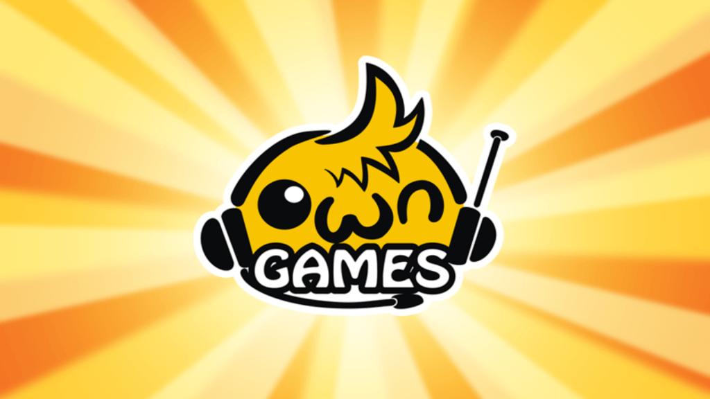 Logo Own Games