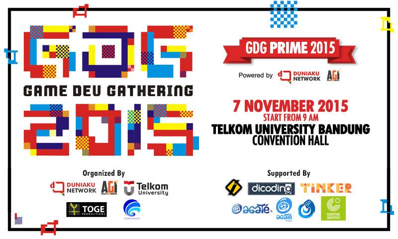 Dicoding & GDG Prime 2015 Katalis Akselerasi Ekosistem Industri Game