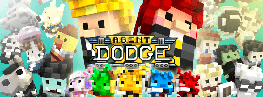 Agent Dodge long Banner