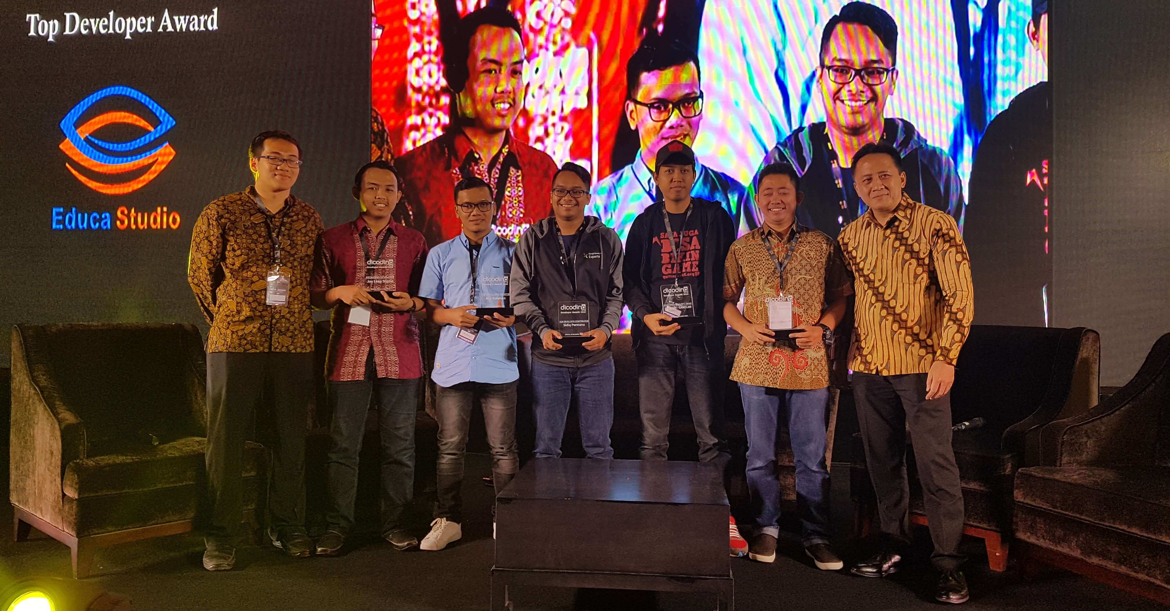 Dicoding Developer Awards 2016