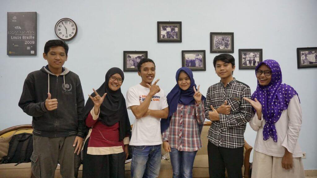 programmer aplikasi inklusif difabel dalam developers student club