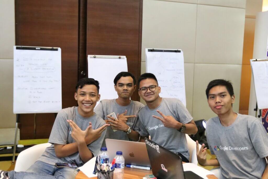 Cerita magang finalis Google Developer Challenge 2017