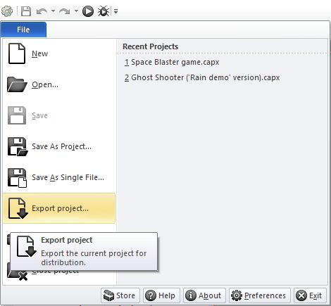 Cara export game Construct 2 ke Android