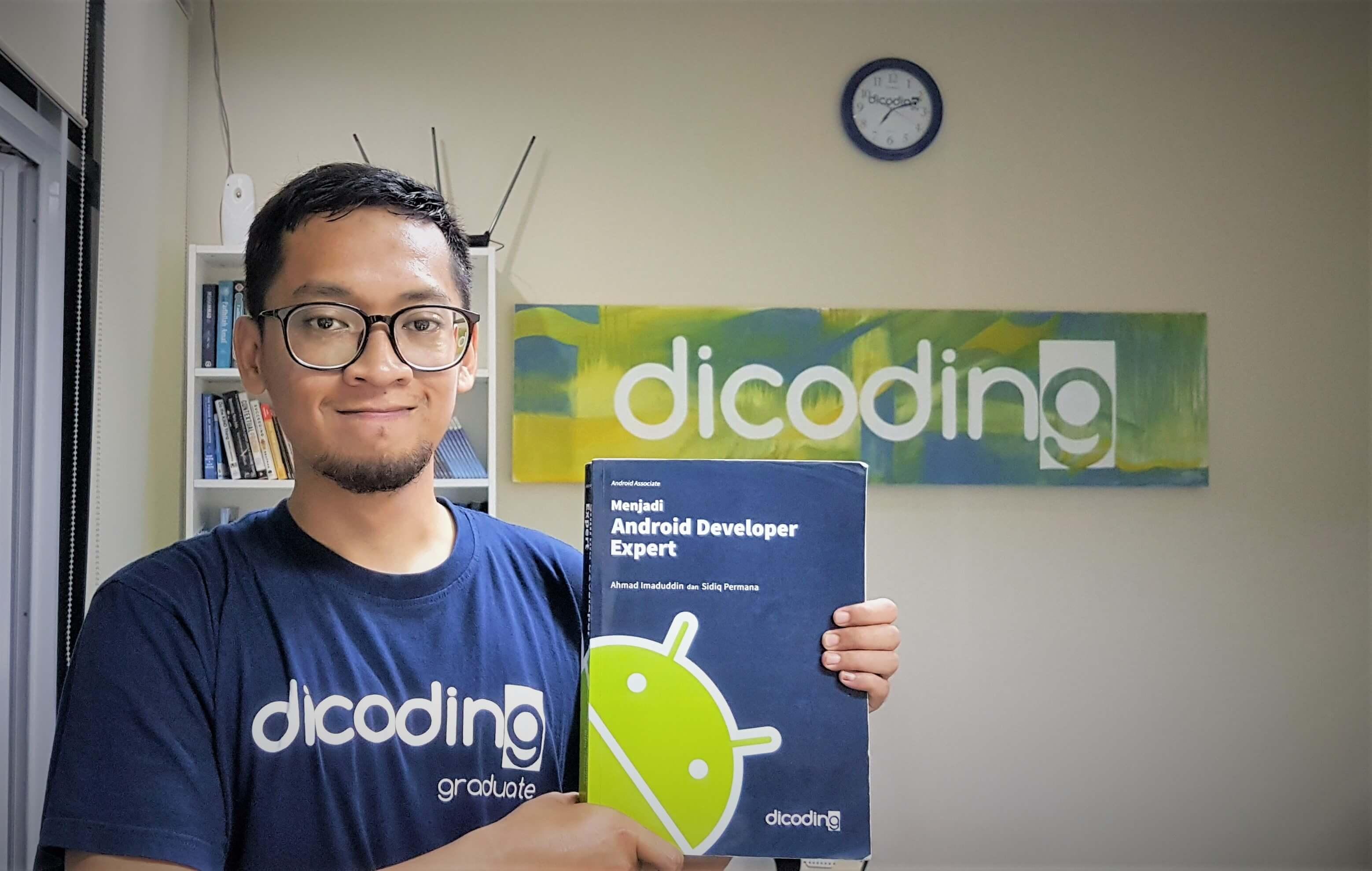 Gilang Ramadhan - Academy Content Writer