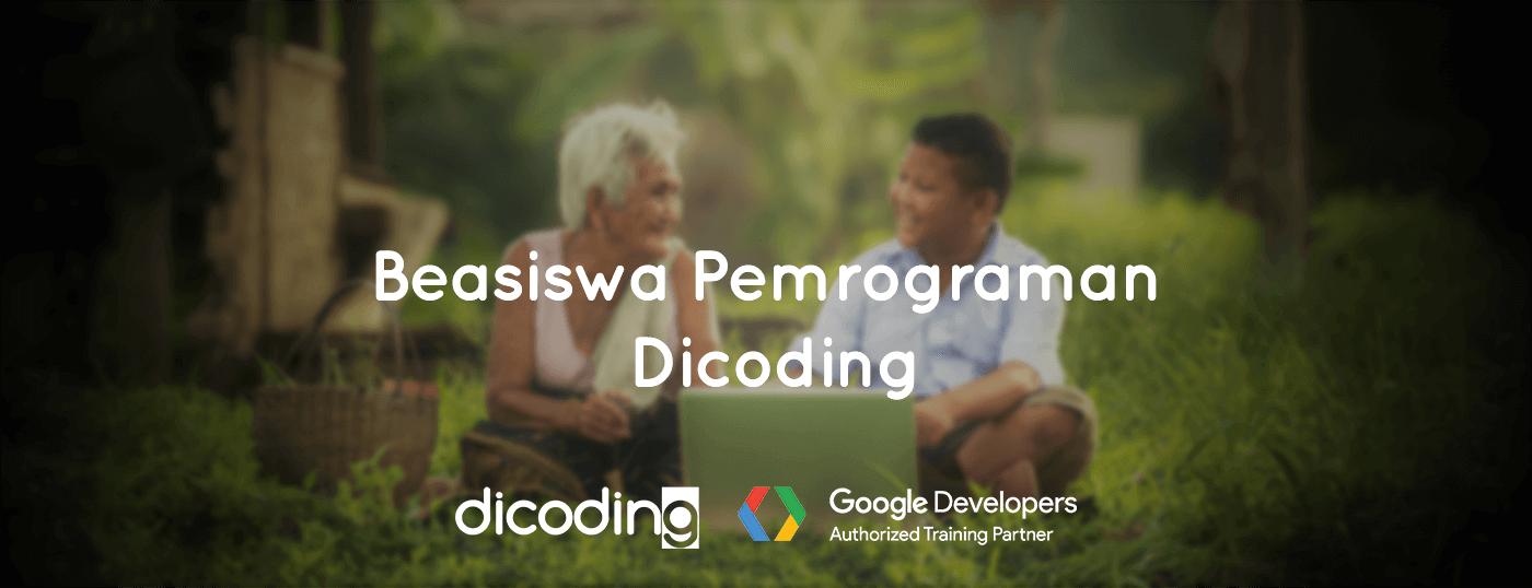 Beasiswa Pemrograman Dicoding