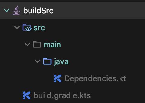 Cara mengatur dependensi di Android